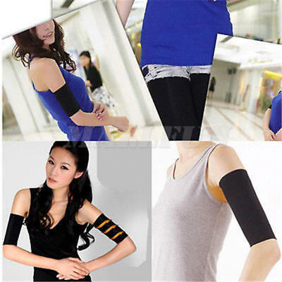 0ae87f3031 Fashion Slimming Weight Loss Arm Shaper Fat Buster Off Cellulite Wrap Belt- Band