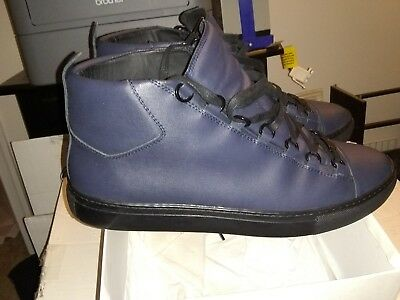 69e7337aa1521 NAVY BLUE BALENCIAGA Shoes US 11 Euro 45 -  180.00