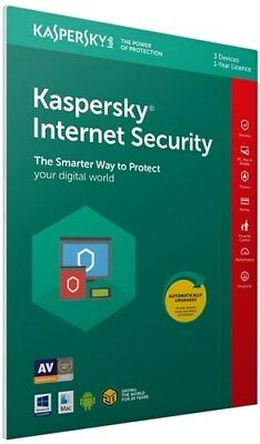 Kaspersky Totale Sécurité 2019 Multi-Dispositifs