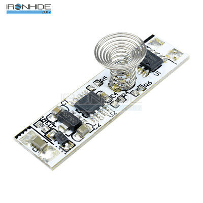 9V-24V 30W Touch Switch Capacitive Touch Sensor Module LED Dimming Control