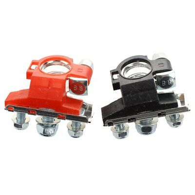 Auto Quick Release Battery Terminal Clip Connector Clamps For Car Boat CaravCR