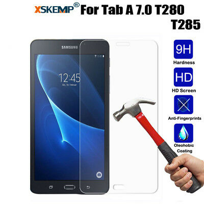 Tempered Glass Screen Protector For Samsung Galaxy Tab A 7.0 T280 T285 Tablet PC