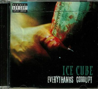 ICE CUBE - Everythangs Corrupt - CD