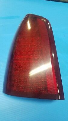 2000 2005 Cadillac Deville Driver Side Left Taillight Tail Light