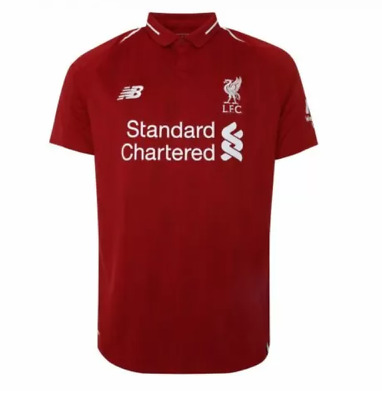 Liverpool Home Shirt 2018/19 Small, Medium, Large, Extra Large & XXL