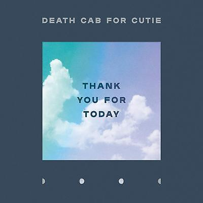 Death Cab For Cutie Thank You For Today Cd 2018