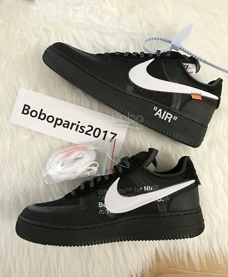 NIKE AIR FORCE 1 Supreme Year Of The Dragon Us 10 Off White
