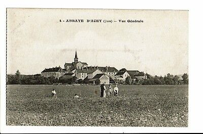 CPA-Carte postale-France  Audinghen- village-1918?   S4279