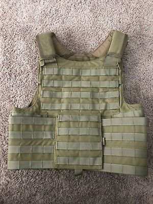 NEW, EAGLE INDUSTRIES (CIRAS) RELEASABLE ARMOR SYSTEM Large