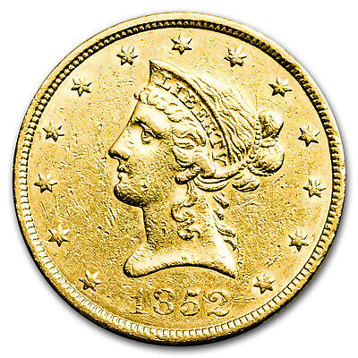 SPECIAL PRICE - SKU #156448 $10 Liberty Gold Eagle Cleaned