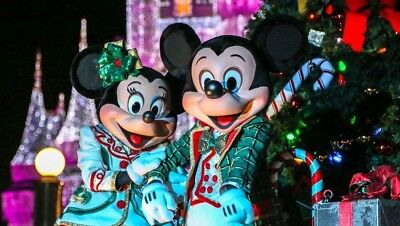 Mickey's Very Merry Christmas Party Ticket (x1) for TODAY 12/21/18. Disney World