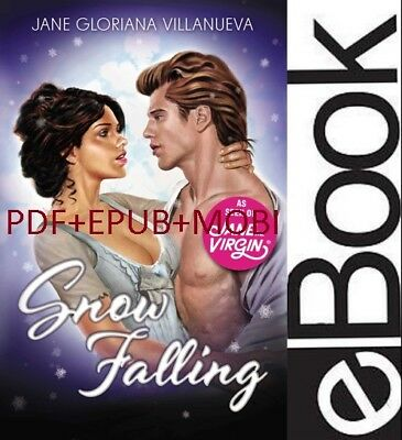 Snow Falling by Jane Gloriana Villanueva