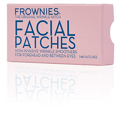 Frownies Forehead & Between Eyes, 144 Patches