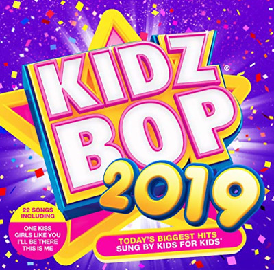 KIDZ BOP Kids-KIDZ BOP 2019 (US IMPORT) CD NEW