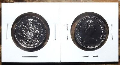 Canada 1978 Round Bust Proof Like Fifty Cent Piece!!