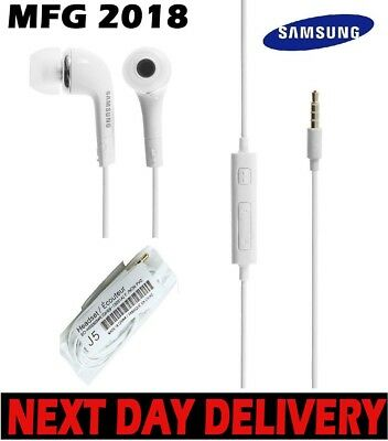 Genuine Original Samsung Earphones Handsfree Headphones Galaxy S2 S3 S4 NOTE 3