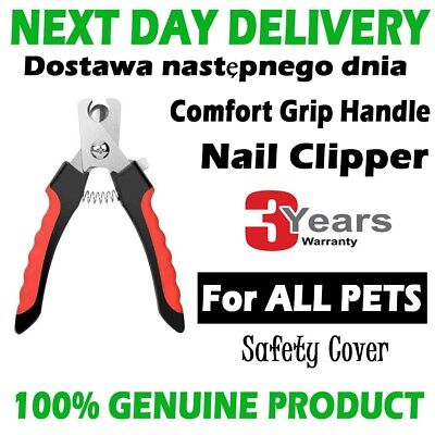 Pet Animal Dog Cat Bird Grooming Nail Clipper Scissor Trimmer Durable Strong