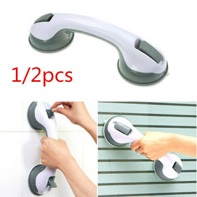 Safety Suction Grip Bathroom Support Grab Handle Bath Shower Toilet Hand Rail
