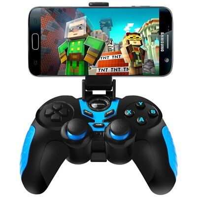 Wireless Bluetooth Gamepad Game Controller For Android 3.0 and Up Devices