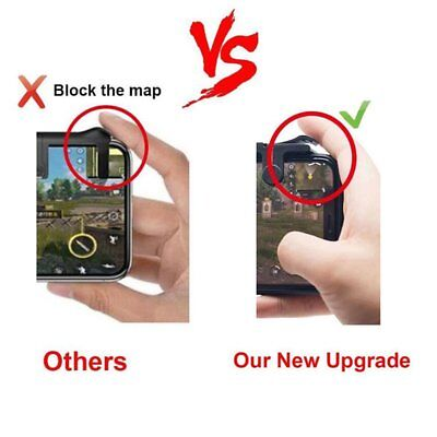 Mobile Phone Gaming Trigger Fire Button Aim Key Mobile Game Shooter Controller A
