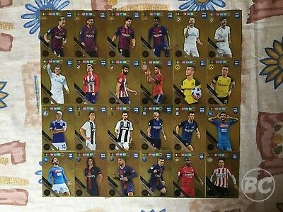 Panini Adrenalyn XL FIFA 365 2019 limited edition cards