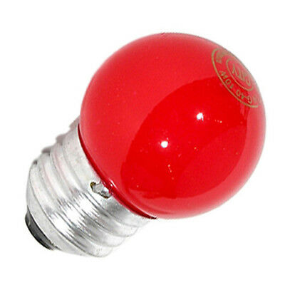 1 x Darkroom Red Safelight Lamp Replacement Spare Bulb (E26) for 10W 220V