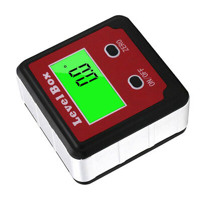 Digital Electronic Magnetic Angle Gage Level/Protractor/ Bevel Gauge