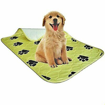 """Puppy Training Pee Pads- Machine Washable and Reusable (31""""x36"""") Dog and Puppy"""