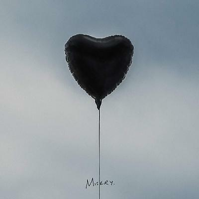 The Amity Affliction - Misery CD ALBUM NEW (31.1)