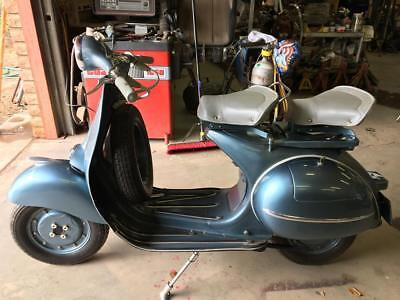 1956 Vespa GL 150 Messerschmitt German Scooter