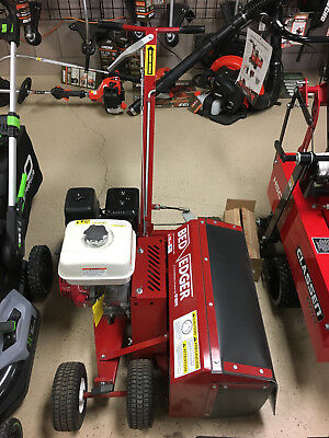 BROWN F-791H BedEdger w/ Honda GX 270 Engine steerable landscape bed edger