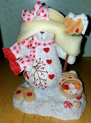 NEW Cherished Teddies - Delight - I Will Melt Your Heart - 848573
