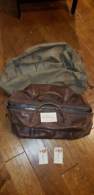 Ww2 Japanese ●Extremely Rare Military Bag ● Soldier Luggage Bag For Uniforms
