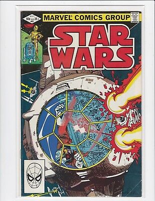 Star Wars vol.1 #61 - Marvel - 1982 - Fine/Very Fine