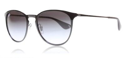 f10b3fb888 NEW RAY-BAN ERIKA Metal Sunglasses Rb 3539 002 8G - 54 Black Gray ...