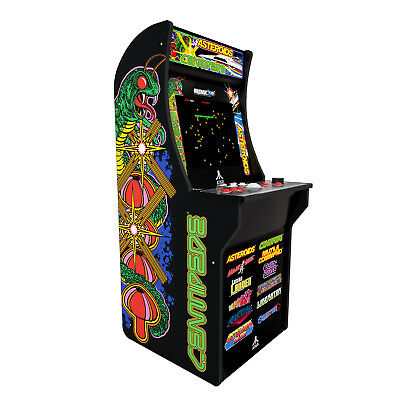 Classic Deluxe Edition 12-in-1 Arcade Machine Commercial Grade Full Color Video