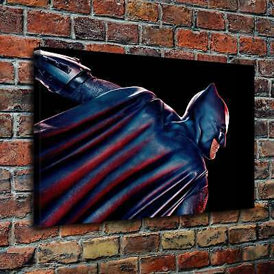 """12""""x20"""" batman posters HD Canvas Print Painting Home Decor room Wall Art Picture"""