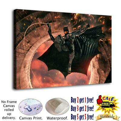 batman posters HD Canvas Print Painting Home Decor room Wall Art Picture 100905