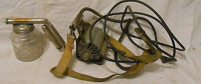 Vintage Used Hudson Lektric-Spray For Restore With Shapleigh Price Tag