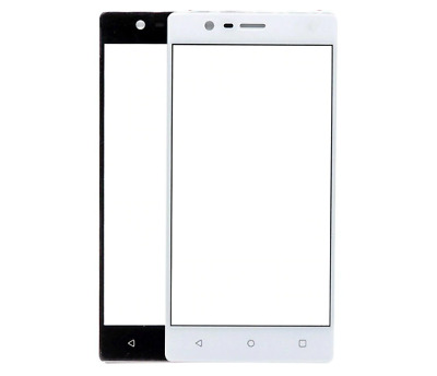 """Outer Front Screen Glass Lens For For Nokia 3 TA-1020 TA-1028 TA-1032 TA-1038 5"""""""