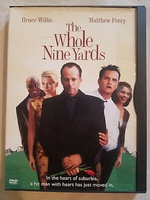 The Whole Nine Yards (Full & Widescreen DVD) Bruce Willis, Matthew Perry