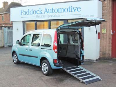 Renault Kangoo 1.6 Automatic Expression Disabled Wheelchair Adapted Vehicle WAV
