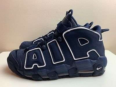 online store af7f6 04592 Nike Air More Uptempo 96 Trainers Blue UK 11.5 EUR 47 921948 400