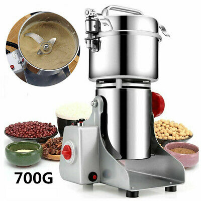 700g Electric Grain Corn Flour Spices Cereal Dry Food Grinder Mill Grind Machine