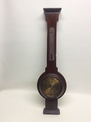 Antique Barometer Martin and Co, Antwerp, Circa 1870's