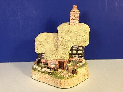 David Winter Cottages BLOSSOM COTTAGE w/ box & COA Combine Shipping !