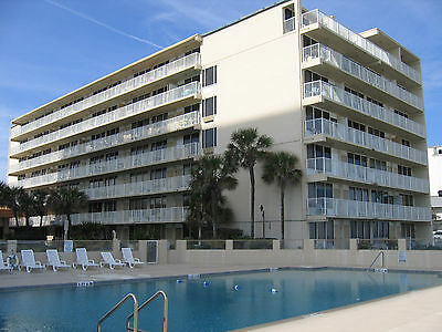 Daytona Beach Specialty wk Daytona 500 Spring Break Castaways Oceanfront Condo