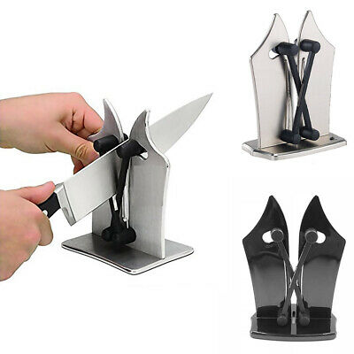 Edge Kitchen Knife Cutter Sharpener Portable Tool Easy - Fast Shipping USA Stock