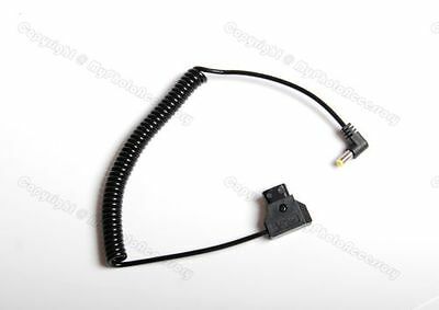 D-Tap Power Tap to DC Spring Power Cable 5.5mm//2.5mm for Photography BMCC