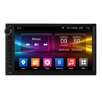 Ownice S7002F C500 7 inch Quad-core Double Din Car DVD Player GPS Navigation New